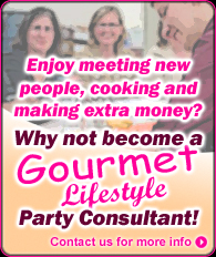 Become a Gourmet Lifestyle Cookware Consultant
