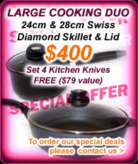 Order our Large Cooking Duo special deal