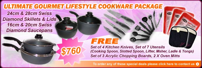 Ultimate Cookware Special Package